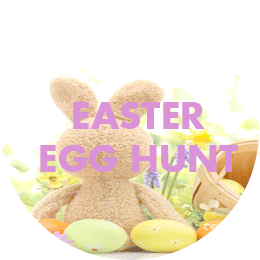 The 5th Annual Community Easter Egg Hunt
