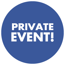 Private Event – Clubhouse Unavailable! @ Clubhouse
